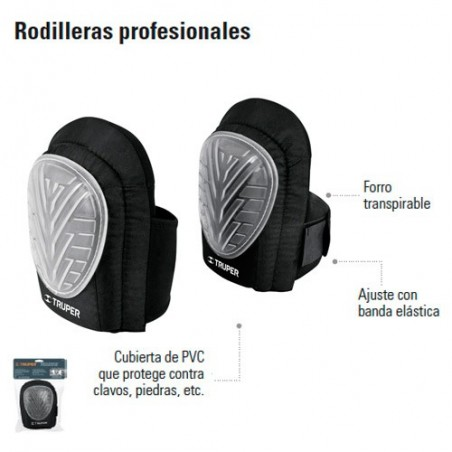 Rodilleras Profesionales TRUPER