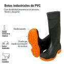 Botas Industriales de PVC