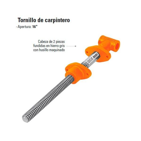 Tornillo de Carpintero TRUPER
