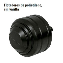 Flotadores de Polietileno sin Varilla FOSET