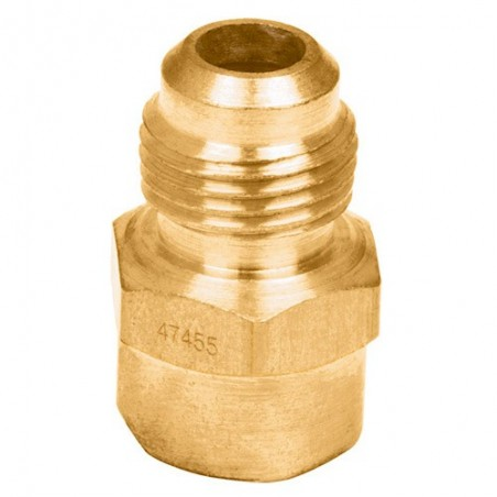 "Conector Flare Soldable 3/8"" x 1/2"""