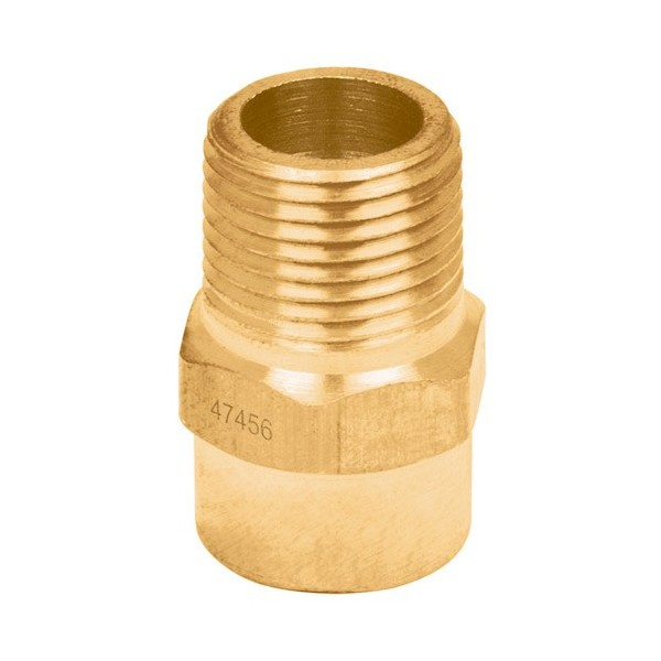 """Conector NTP Soldable 1/2"""" x 3/8"""""""