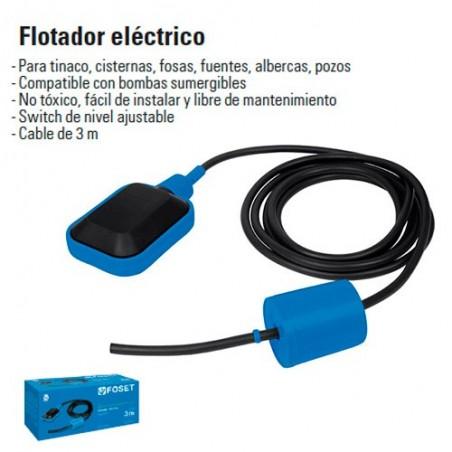 Flotador Electrico