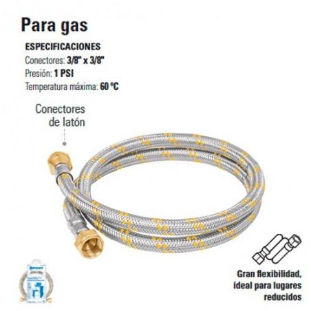 Manguera Flexible Para Gas