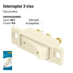Interruptor 3 Vias