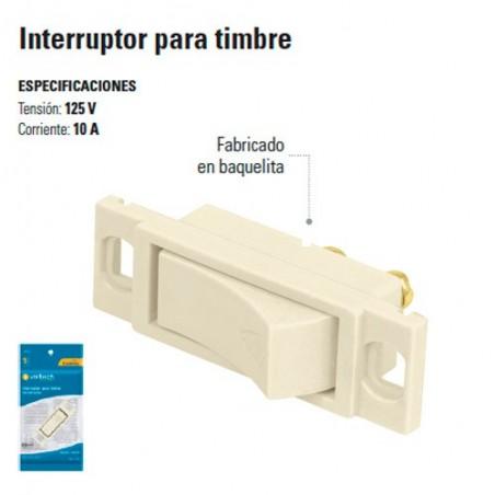 Interruptor Para Timbre