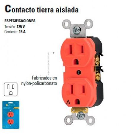 Contacto Tierra Aislada