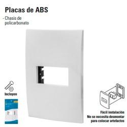 Placa de 1 Modulo de ABS
