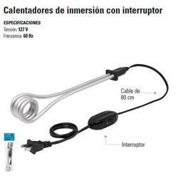 Calentador de Inmersion con Interruptor