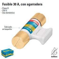 Fusible 30 A con Agarradera