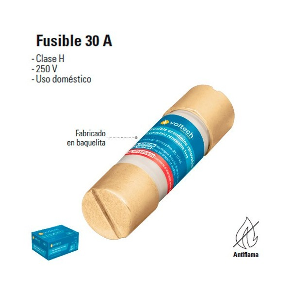 Fusible 30 A