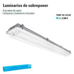 Luminario de Sobreponer 2 x 32 W