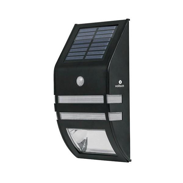 Lampara Solar con Sensor de Movimiento 2 Leds