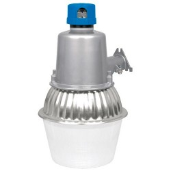 Luminario Suburbano 45 W de Aluminio con Fotocelda
