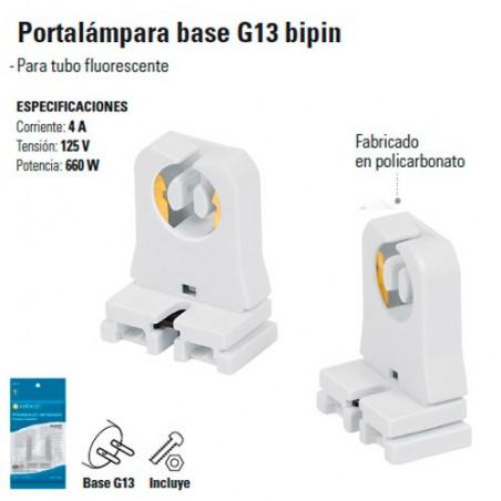 Portalampara Base G13 Bipin