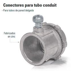 Conector Para Tubo Conduit