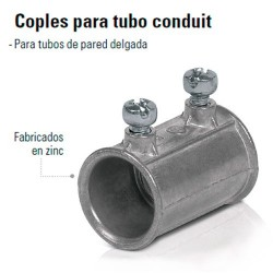 Cople para Tubo Conduit