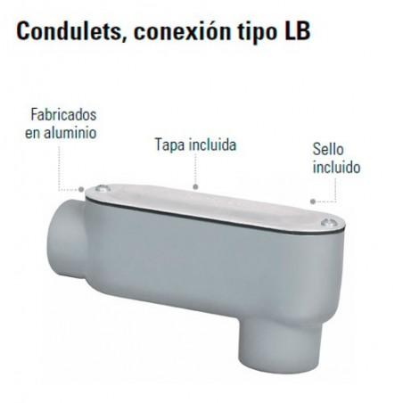 Condulets Conexion Tipo LB