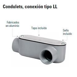 Condulets Conexion Tipo LL