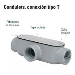 Condulets Conexion Tipo T