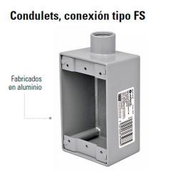Condulets Conexion Tipo FS