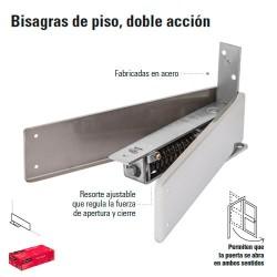 Encuetra bisagras en construactivo - Bisagras de doble accion ...