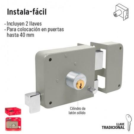 Cerradura Instala-Facil