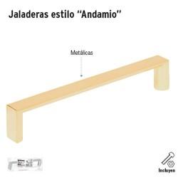 """Jaladeras Estilo """"Andamio"""""""