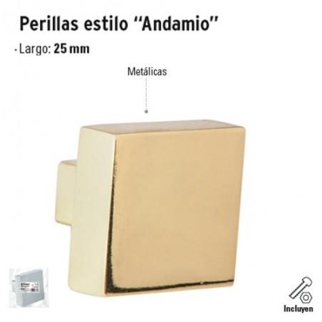 """Perilla Estilo """"Andamio"""""""