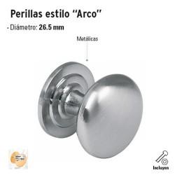 "Perilla Estilo ""Arco"""