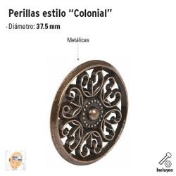 """Perilla Estilo """"Colonial"""""""