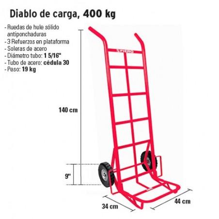 Diablo de Carga 400 kg