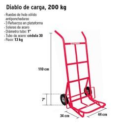 Diablo de Carga 200 kg