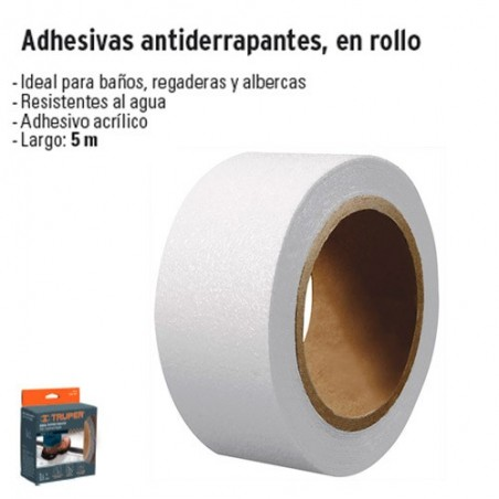 Cinta Adhesiva Antiderrapante TRUPER