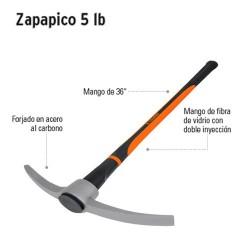 Zapapico 5 lb TRUPER