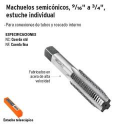 Machuelos Semiconicos TRUPER