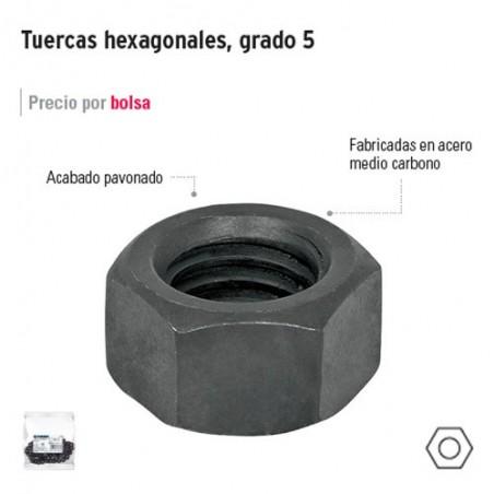 Tuerca Hexagonal Grado 5 FIERO