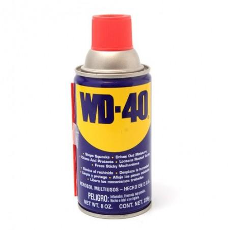 Aceite lubricante Aflojatodo WD-40