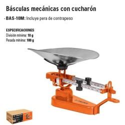 Bascula Mecanica con Cucharon TRUPER