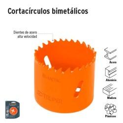 Cortacirculos Bimetalicos TRUPER