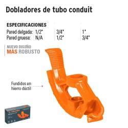 Doblador de Tubo Conduit TRUPER