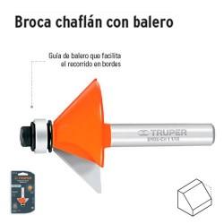 Broca para Router Chafan con Balero TRUPER