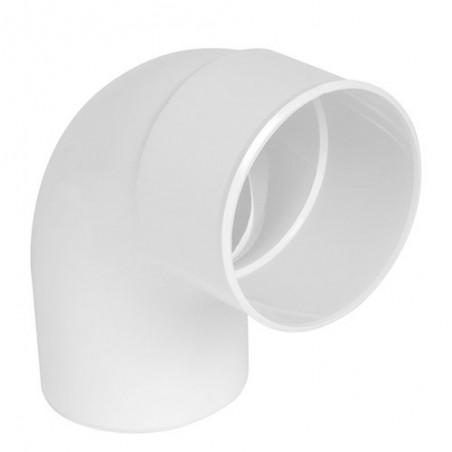 Codo de PVC 90°