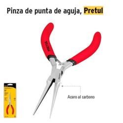Pinza de Punta de Aguja PRETUL