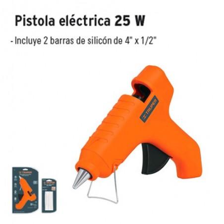 Pistola Eléctrica para Silicón 25 W TRUPER