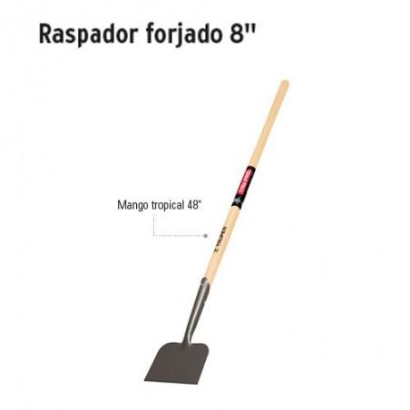 "Raspador Forjado 8"" TRUPER"