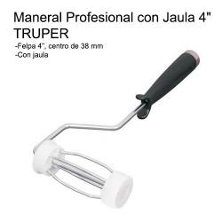"""Mini-Maneral 4"""" con Jaula TRUPER"""