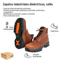Botas Industriales Dieléctricos Cafes TRUPER