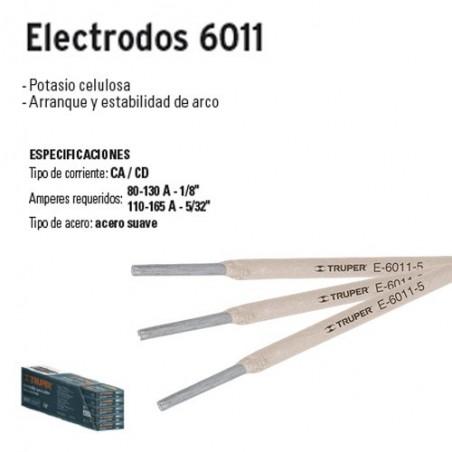 Electrodos 6011 TRUPER