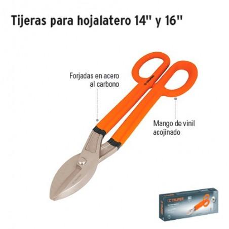 """Tijeras para Hojalatero 14"""" y 16"""" TRUPER"""